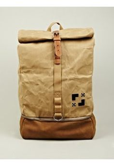 Amos Single Strap Backpack