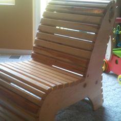 cool chair! DIY