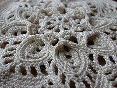 free pattern: Puritan Bedspread