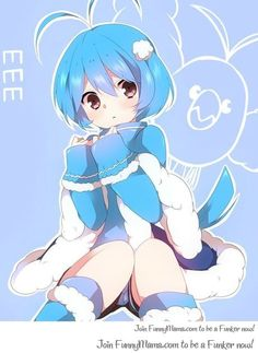 My favorite pokemon in human form or loli.
