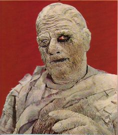 Don Post Mummy from 1966 Monster Calender Monster Mask, Monster Party, Halloween Horror, Halloween Costumes, Mummy Movie, Famous Monsters, Glamour Shots, Vintage Halloween, The Past