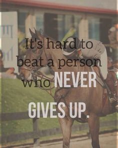 It is indeed #horse #quotes