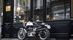 Norton 650 SS 1964 Café Racer, à vendre chez Legend Motors Lille.