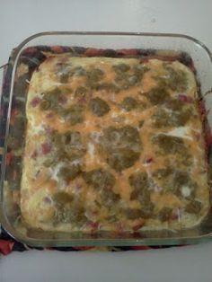 Breakfast Casserole Recipe, Recipe, First Street, Breakfast, Quick and Easy, Potatoes