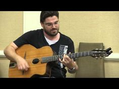 """Joscho Stephan """"After You've Gone"""" at CAAS I love Joscho. Super nice guy and his playing is unbelievable. He has so much fun at what he does. Django Reinhardt, Gypsy Jazz, Fingerstyle Guitar, Jazz Music, A Good Man, Music Instruments, Youtube, Guy, Nice"""