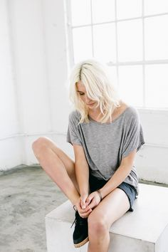 Simple + soft, the only thing you need this spring, Krochet Kids ethical and sustainable brand
