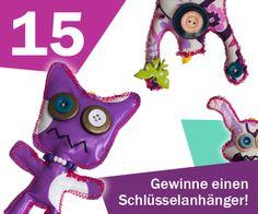 Wir feiern 15 Jahre Monster/Jobpilot in Österreich! Aus diesem Anlass verlosen wir kleine Jubiläumsmonster (Limited Edition). Einsendeschluss 15. Juni 2013 >> Zum Gewinnspiel: https://www.facebook.com/MonsterAT/app_289721781144475
