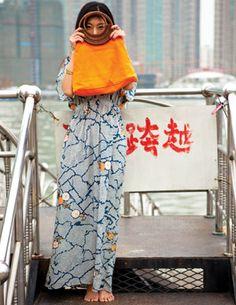 Summer fashion in Shanghai #3