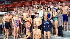 Hedgepeth hooks 'em with great workouts. Texas Longhorn Aquatics