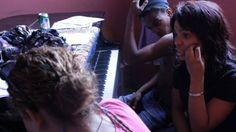Brenda Navarrete Rehearsing and Performing in Havana, Cuba