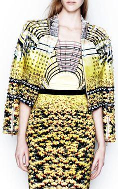 Mary Katrantzou Resort 2014 Trunkshow Look 21 on Moda Operandi