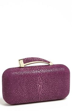 Great addition to a fun night out | Vince Camuto 'Horn' clutch