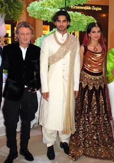 rohit bal wedding collection   Rohit Bal bridal and groom collection