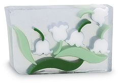 Lily Of The Valley Homemade Bar Soap: Primal Elements created a classic floral fragrance elevated with undertones of lilac and jasmine. Lily of the Va Primal Elements, Homemade Bar, Glycerin Soap, Lily Of The Valley, Handmade Soaps, Book Gifts, Floral Bouquets, Toy Store, Bar Soap