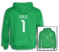 Hope Solo hoodie!! Awesome!