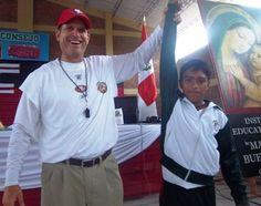 #SuperBowlSunday #49ers head coach Jim Harbaugh describes joy of Peru mission work-Catholic News Agency (CNA)