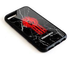 Marble Kenworth Truck Automotive iPhone X 5s 5c 6 6s 7 8 Plus Hard Plastic Case #UnbrandedGeneric