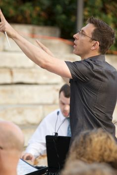Vertical Player Repertory's Water Music: Conductor, Peter Szep