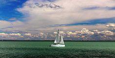 The temperamental and ever-changing Lake Balaton