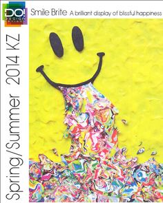 Spring Summer 2014, children's color trend report, Smile Bright