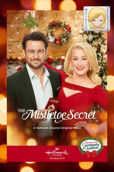 Its a Wonderful Movie - Your Guide to Family and Christmas Movies on TV: The Mistletoe Secret - a Hallmark Channel Countdown to Christmas Movie starring Kellie Pickler, Tyler Hynes, Christopher Russell and Patrick Duffy! Hallmark Channel, Films Hallmark, Hallmark Holiday Movies, Hallmark Weihnachtsfilme, Family Christmas Movies, Classic Christmas Movies, Family Movies, Xmas Movies, Tyler Hynes