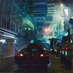 Discover Blade Runner filming locations in Los Angeles like the Ennis House or the Bradbury Building. Fantasy City, Sci Fi Fantasy, Steampunk, Science Fiction, Fiction Movies, Bradbury Building, Syd Mead, Cyberpunk City, Orchestra