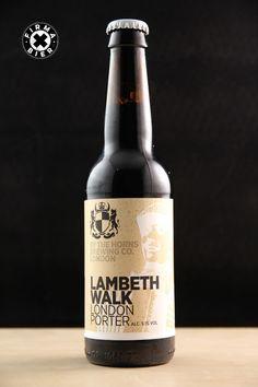 By the Horns Lambeth Walk – Firma Bier Bottle Labels, Beer Bottle, Ohio Medical, Walks In London, Beer 101, Beer Packaging, Wine And Liquor, Brewing Co, All Brands