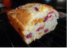 World CooK | Mandarin Orange and Cranberry Muffin Bread | all world cooking recipes