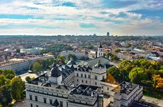 How I Used Skyscanner to Plan a Trip to the Baltics