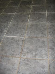 Tile Cleaner  7 cups warm water, 1/3 cup ammonia, 1/2 cup baking soda, and 1/4 cup vinegar