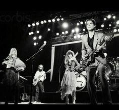 Fleetwood Mac Tusk Era