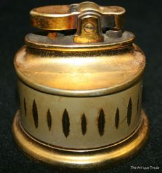 Vintage Rolstar made in England Art Deco table top lighter  Our Price: $23.87