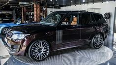 Land Rover Range Rover 3.0 TDV6 Vogue | Project Kahn