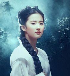 Liu Yifei 刘亦菲 The Return of the Condor Heroes《神雕侠侣》