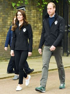 Kate Middleton reprises her favorite sneakers once again. The $65 pair proves to look just as effortlessly polished with her latest outfit combo.
