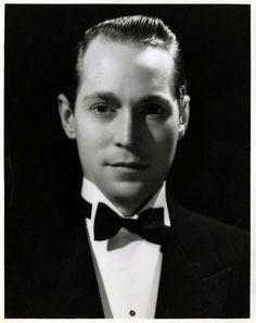 Actor Franchot Tone, February 27, 1905 - September 18, 1968