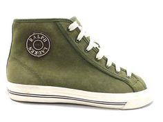 #RalphLaurent #sneakers #uomo #verdone #zooode