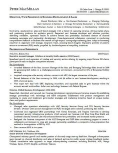 Executive resume, Resume examples and Resume on Pinterest Account Executive Resume Example
