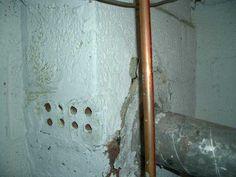home-inspection-nj-damaged-vent