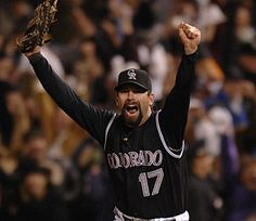 Todd Helton, a living Rockies legend.