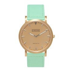 Love this minty fresh watch!