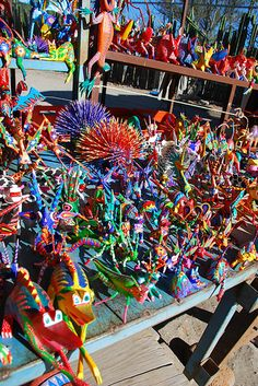 Alebrijes from Mexico