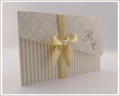 Convite de casamento C-012 - Cód. 121
