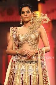 Café com Chai: Desfile Noiva Indiana - India Bridal Fashion Week - Coleções 5