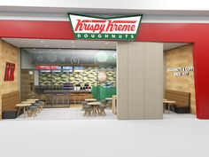 Conceptual design for Krispy Kreme Balito.  #Design #InteriorDesign #HospitalityDesign #SouthAfrica #Architecture #DesignThatWorks #DesignforEveryone #foodandbeverage #ExperienceDesign #DesignPartnership #RestaurantDesign #DesignPhotography #DesignInspiration #ConceptualDesign #Renders #ConceptualDesign #DesignConsideration