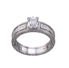Romanza, les toutes premières bagues de fiançailles signées Buccellati personnalisable diamants solitaires