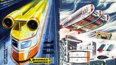 Soviet transportation in the future, 1971
