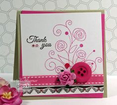 3x3 note card