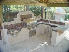 Outdoor Kitchen Designs Plans Amazing Outdoor Kitchens