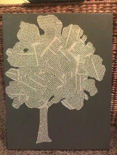 text tree mod podge